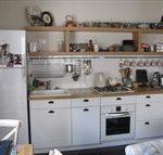 מטבח מורלה - מטבח קלאסי עם מדפים