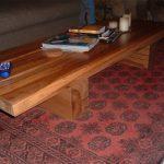 שולחן סלון מאדני רכבת