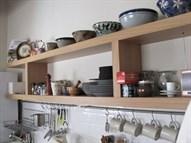 יחידת מדפים למטבח