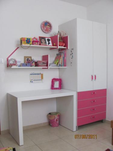 ארונות לחדרי ילדים