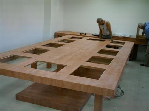 שולחן משולב לישיבות והדרכה 2