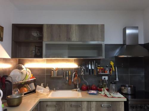 דוגמה למטבחים